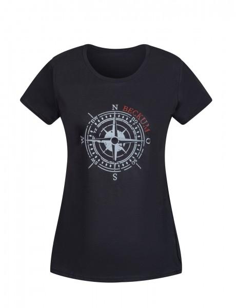 T-Shirt Beckum Damen